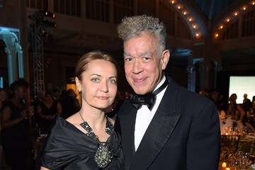 Andres Serrano The Sixth Annual Norman Mailer Center And Writers Colony Benefit Gala Honoring Don DeLillo, Billy Collins, And Katrina vanden Heuvel - Inside