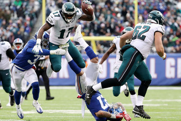 Andrew Adams Philadelphia Eagles v New York Giants
