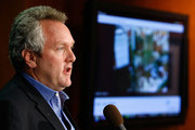 Andrew Breitbart holds a news conference on