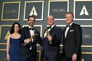 Andrew Buckland 92nd Annual Academy Awards - Press Room