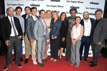 Andrew Carlberg 'Some Girl(s)' Premieres in Hollywood