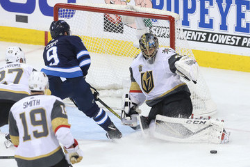 Andrew Copp Vegas Golden Knights v Winnipeg Jets - Game Two