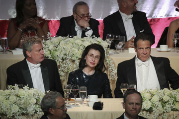Andrew Cuomo Nikki Haley Honored At Annual Alfred E. Smith Memorial Foundation Dinner