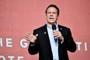 Andrew Cuomo 2018 Global Citizen Festival: Be The Generation - Show