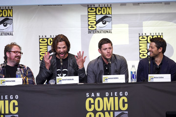 Andrew Dabb Comic-Con International 2016 - 'Supernatural' Special Video Presentation and Q&A