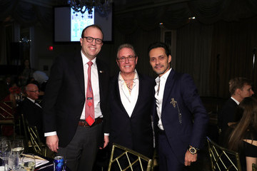 Andrew Farkas The Hasty Pudding Institute Of 1770 Honors Marc Anthony At The 7th Annual Order Of The Golden Sphinx Gala