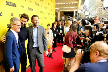 Andrew Form 'A Quiet Place' Premiere - 2018 SXSW Conference And Festivals