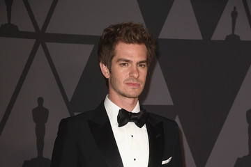 Andrew Garfield Academy of Motion Picture Arts and Sciences' 9th Annual Governors Awards - Arrivals