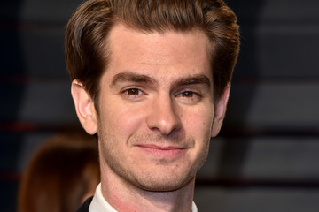 Andrew Garfield 2017 Vanity Fair Oscar Party Hosted By Graydon Carter - Arrivals