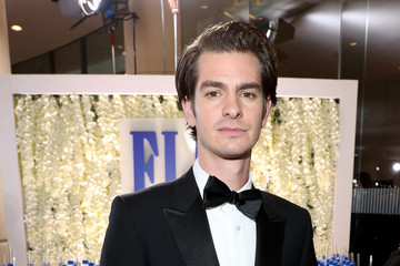 Andrew Garfield FIJI Water at the 74th Annual Golden Globe Awards