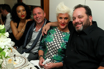 Andrew Heiberger DuJour's Jason Binn and Dom Perignon's Trent Fraser Host an Intimate Dinner for Lionel Richie's Home Collection