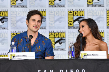 Andrew J. West Comic-Con International 2017 - ABC's 'Once Upon A Time' Panel