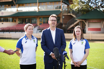 Andrew Jones Women's Ashes Tickets on Sale Announcement