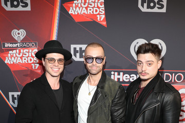 Andrew Lawrence iHeartRadio Music Awards - Red Carpet Arrivals