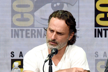 Andrew Lincoln Comic-Con International 2017 - AMC's 'Fear The Walking Dead' Panel