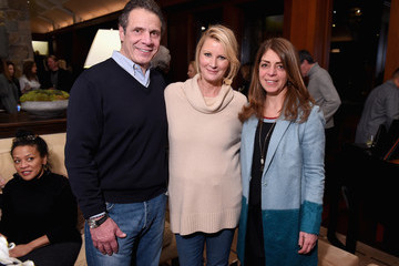 Andrew M. Cuomo RX: Early Detection A Cancer Journey With Sandra Lee At Sundance Film Festival 2018