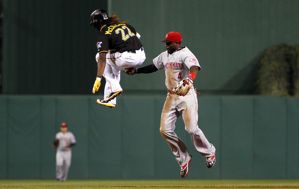 Will the Pirates jump higher than the Reds?