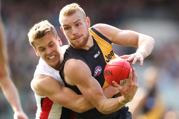 Andrew Moore AFL Rd 22 - Richmond v St Kilda