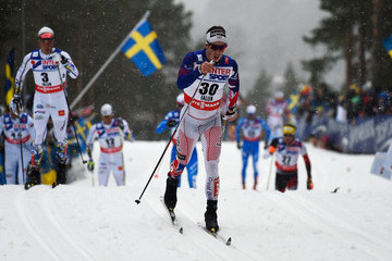 Andrew Musgrave Cross Country: Men's Mass Start - FIS Nordic World Ski Championships