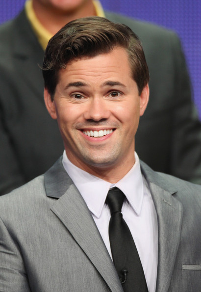 Andrew Rannells The New Normal 2012 Summer TCA Tour - Day 4