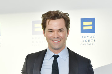 Andrew Rannells The Human Rights Campaign 2019 Los Angeles Dinner - Arrivals