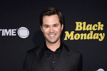 Andrew Rannells Premiere Of Showtime's 'Black Monday' - Red Carpet