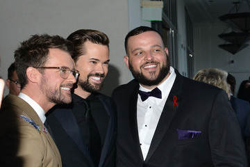 Andrew Rannells Ketel One Vodka Hosts The VIP Red Carpet Suite At The 26th Annual GLAAD Media Awards