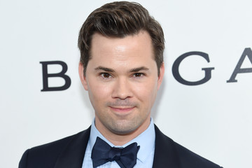 Andrew Rannells 25th Annual Elton John AIDS Foundation's Oscar Viewing Party - Red Carpet