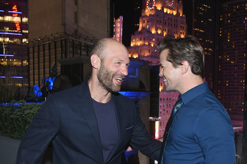 Andrew Rannells The Cinema Society And Audi Host A Acreening of Marvel's 'Ant-Man' - After Party