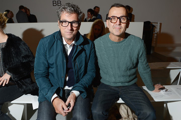 Andrew Rosen Suno - Front Row - Mercedes-Benz Fashion Week Fall 2014