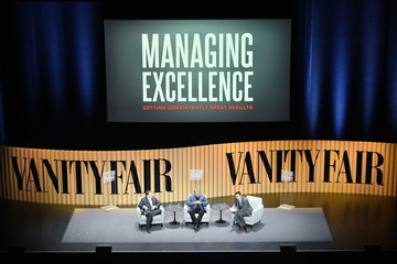 Andrew Ross Sorkin Vanity Fair New Establishment Summit - Day 1