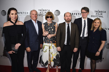 Andrew Rossi Fabiola Beracasa Beckman 'First Monday in May' World Premiere - 2016 Tribeca Film Festival Opening Night
