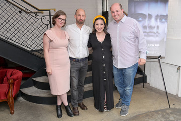 Andrew Rossi Jamie Shupak Stelter HBO's 'I Love You, Now Die' New York Premiere