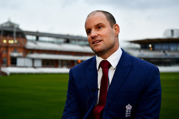 Andrew Strauss Director of England Cricket Andrew Strauss Press Conference