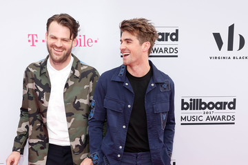 Andrew Taggart 2017 Billboard Music Awards Presented by Virginia Black - Red Carpet
