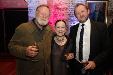 Andrew Upton 'The Present' Opening Night at STC - Arrivals
