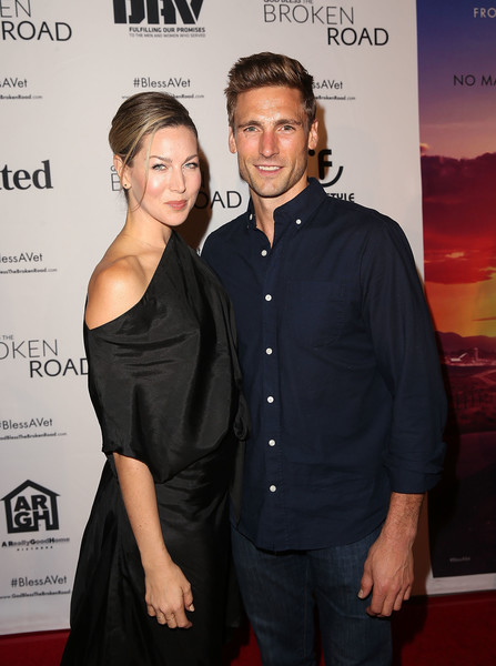 Andrew Walker Wife