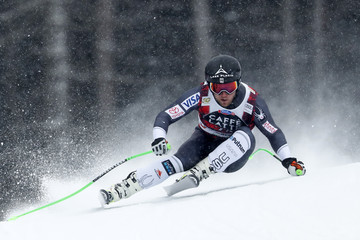 Andrew Weibrecht Audi FIS Alpine Ski World Cup - Men's Super G