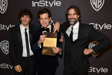 Andrew Wyatt The 2019 InStyle And Warner Bros. 76th Annual Golden Globe Awards Post-Party - Red Carpet