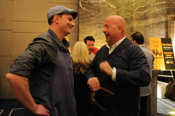 Andrew Zimmern Chicken Coupe Hosted by Andrew Carmellini - 2016 Food Network & Cooking Channel South Beach Wine & Food Festival