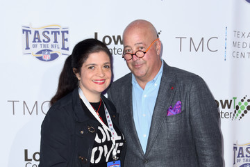 Andrew Zimmern Taste of the NFL
