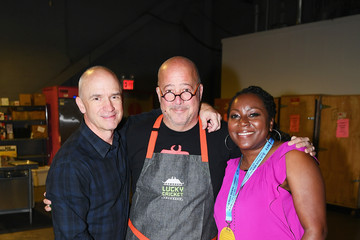 Andrew Zimmern Food Network & Cooking Channel New York City Wine & Food Festival Presented By Capital One – Grand Tasting Presented By ShopRite Featuring Culinary Demonstrations Presented By Capital One
