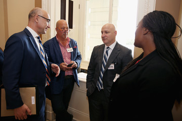 Andrew Zimmern Plate of the Union, Tom Colicchio, Jose Andres, Andrew Zimmern & Lead Chefs Lobby Congress to Clean Up America's Food System