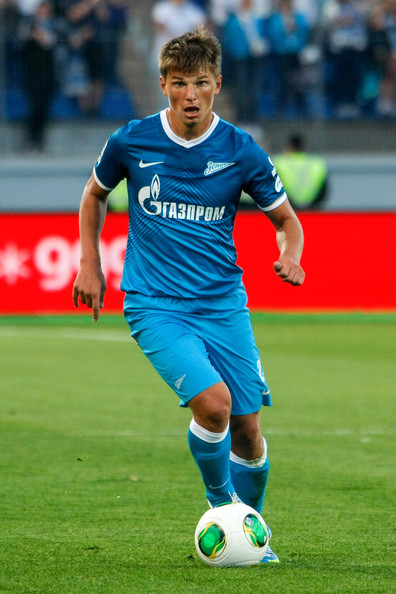 FC Zenit invited Arshavin and Tymoschuk to work in club structures 07/02/2015 39