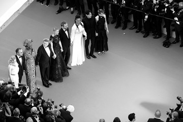 Andrey Zvyagintsev Alternative View In Black & White - The 71st Annual Cannes Film Festival