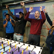 Andros Townsend The Duke Of Cambridge Launches The Heads Up Weekends