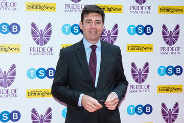 Andy Burnham Pride Of Manchester Awards 2019 - Red Carpet Arrivals