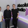 Andy Bush Noel Gallagher Visits Absolute Radio