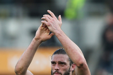 Andy Carroll Hull City v West Ham United - Premier League
