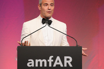 Andy Cohen 2015 amfAR Inspiration Gala New York